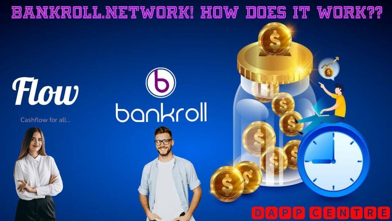 BANKROLL NETWORK! HOW DOES IT WORK?