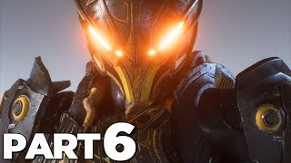 ANTHEM Walkthrough Gameplay Part 6 - PRINCESS (Anthem Game)