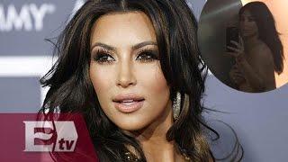 Kim Kardashian se vuelve a desnudar en Instagram / Yuriria Sierra