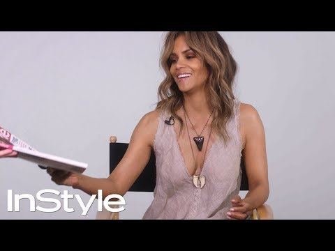 Halle Berry Looks Back At Her Past InStyle Covers | 25th Anniversary | InStyle