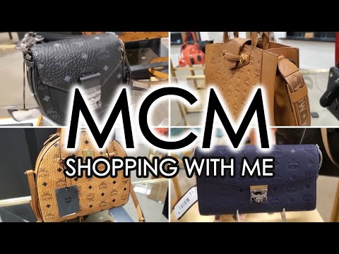 MCM NEW ARRIVAL 2019 HANDBAGS SHOP WITH ME I Bloomingdale's King Of Prussia