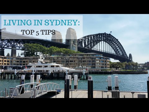 Living in Sydney: Top 5 Tips
