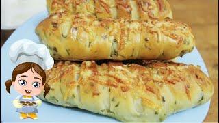Вот что выйдет если сыр на корочку а масло в начинку сырные рогалики и за уши не оттянешь