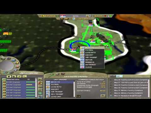 Supreme Ruler 2020 - Kingdom of Serbia - Part 25 - Battle of Eastern Canada