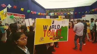 World Toilet Day programme organised at Constitution club in Delhi