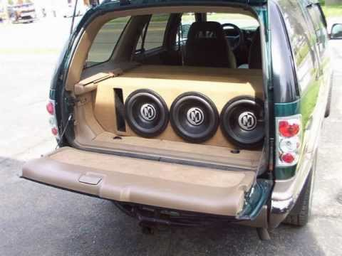 S 10 Blazer Custom Audio Build With 3 Memphis Audio 12