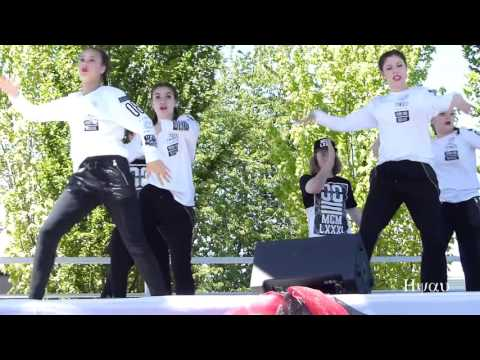 N. Shore Academy of Dance #2 @ North Vancouver City Fest 2016