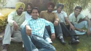 mera pind movie song college....