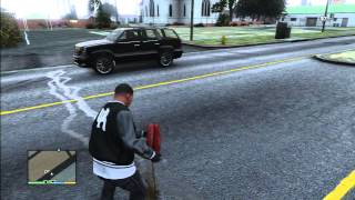 GTA5 FUEL AND FIRE