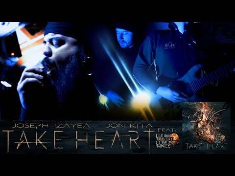 Jon Kita Feat: From Under Concrete Kings - Take Heart (Official Video)
