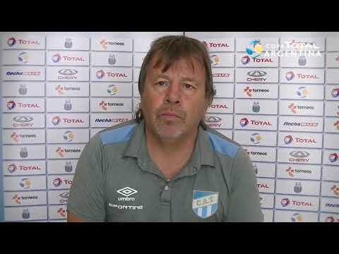 Ricardo Zielinski - DT de Atlético Tucumán