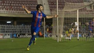 [HIGHLIGHTS] FUTBOL (2AB): FC Barcelona B – H...