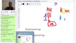 Программирование с нуля от ШП - Школы программирования Урок 2 Часть 2 Курсы java Курсы 1с торговля