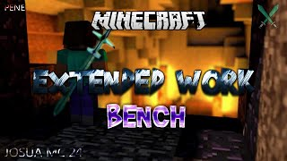 Minecraft | Extended WorkBench MOD | 1.7.10
