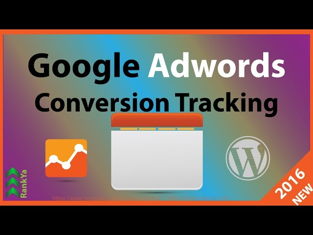 How to Install Google Adwords Conversion Tracking Code in WordPress