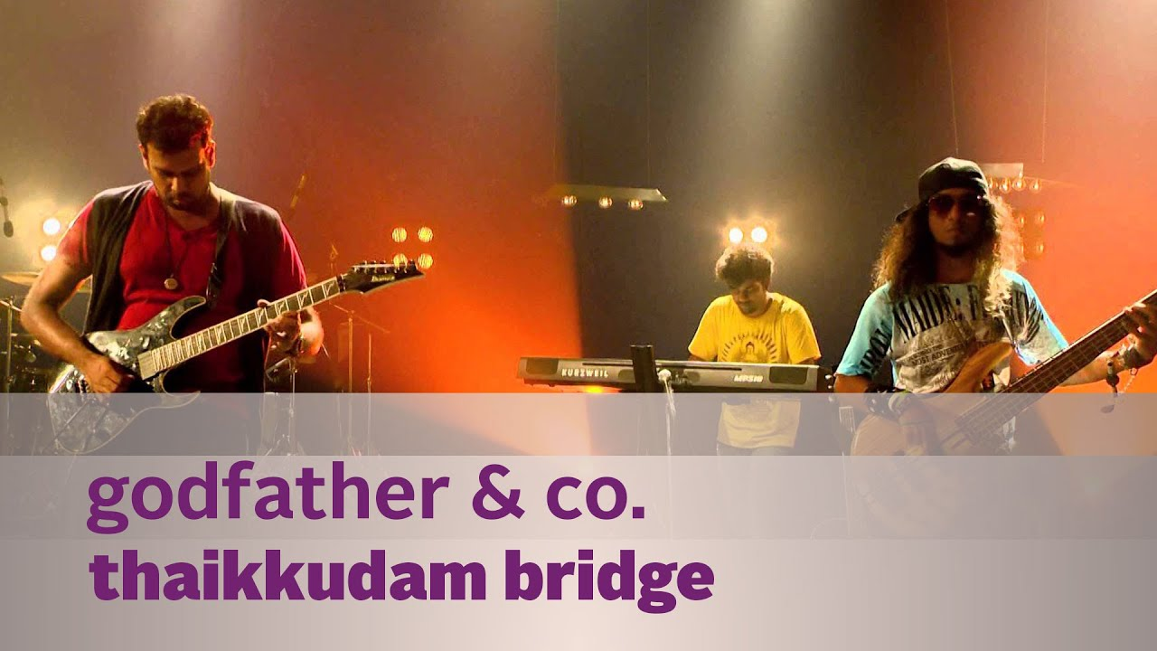 thaikkudam bridge godfather song