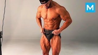 Next Level Legs Workouts - Julian Smith   Muscle Madness
