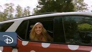 Disney Parks Moms Panel | Minnie Van Service at the Walt Disney World Resort