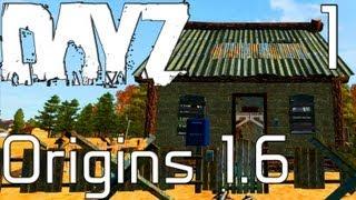 Dayz #99 - Origins 1.6, Häuserbau In Dayz, Aller Anfang Ist Schwer !