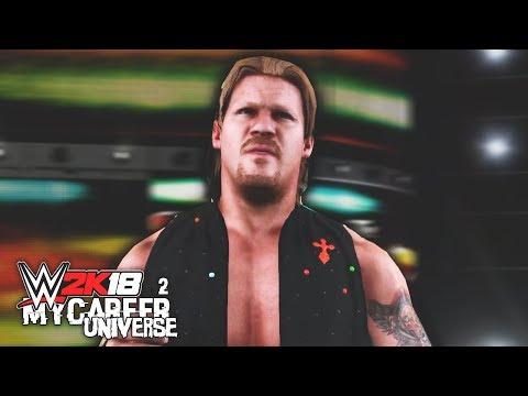 WWE 2K18 MyCareer Universe Ep 2 - Chris Jericho With The Good Hair!
