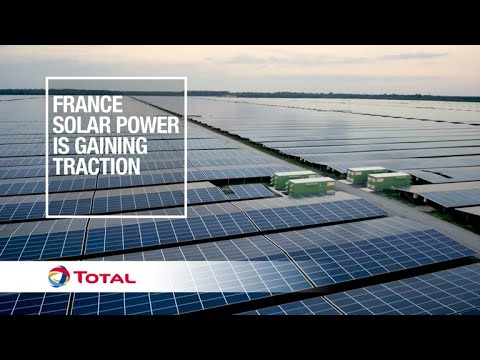 France: one of Europe's most powerful solar farm marries innovation with scale | Sustainable Energy