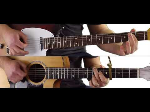 Boy - Lee Brice Guitar Cover - Jam Along Video from Full Lesson