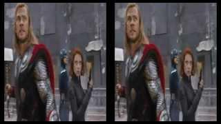 Marvel «Мстители» - трейлер.