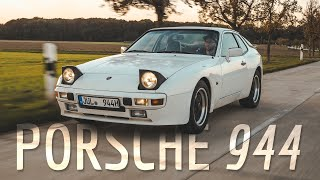 Porsche 944 | WE DRIVE Soulful Machines #1