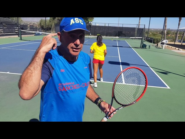 Why it's important to practice your slice backhand return of serve (Your Return - Episode 13)