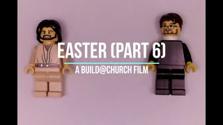 The Easter Story in Lego (part 6)- Jesus is arrested and put on trial