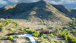 Million Dollar Views in Queen Creek, AZ - 5713 W. Thunder Cloud Dr.