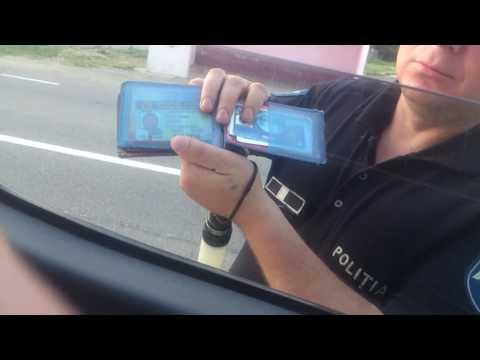 Curaj.TV // Sandu Panuș are noi aventuri cu poliția