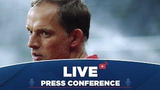 La conférence de presse de Marco Verratti et Thomas Tuchel  #PSGlive