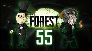 THE FOREST #55 : An Englishman's home is his castle