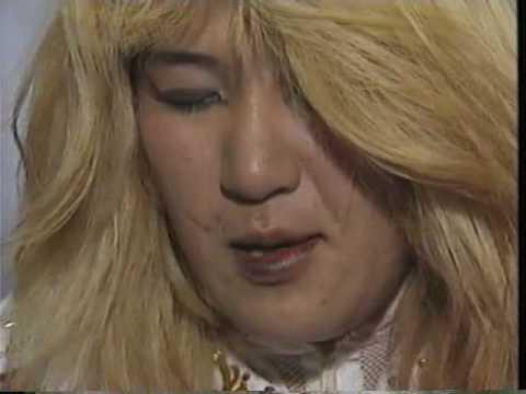 国技館超女伝 St.FINAL 93.12.6 両国国技館 第10試合 Akira Hokuto vs Shinobu Kandori Return Match of 93.04.02 Hokuto declares retirement.