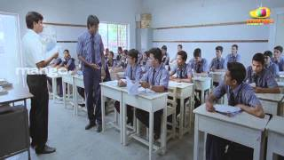 Dhanush Comedy Scene in Classroom | 3 movie scenes | Shruti Haasan