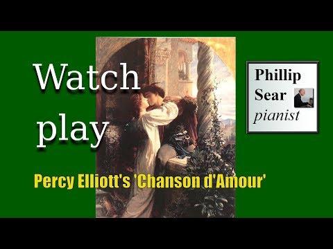 Percy Elliott: Chanson d'Amour