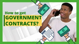 How to Get Government Contracts | How Our Small Business Got Approved