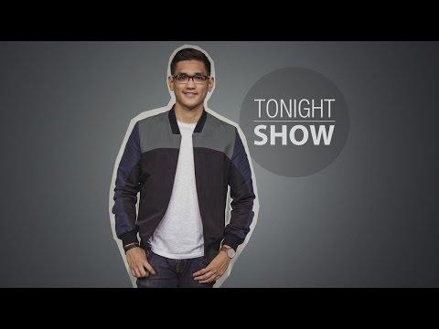 Tonight Show - Afgan Syahreza - Penyanyi