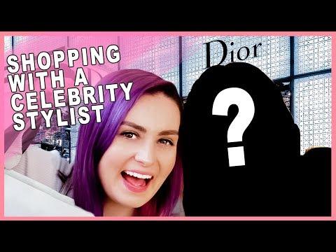 Luxury Shopping W/ A Celebrity Stylist in Beverly Hills!
