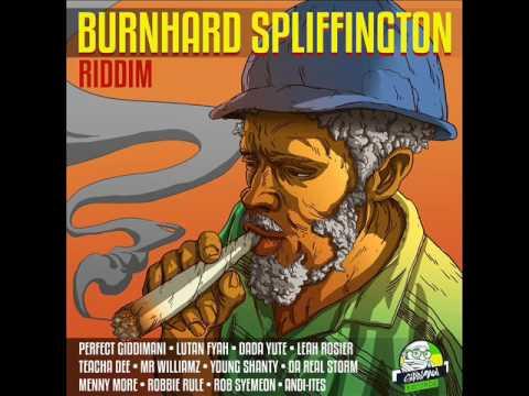 Burnhard Spliffington Riddim Mix (Full) Feat. Lutan Fyah, Perfect (Giddimani Rec.) (February 2017)
