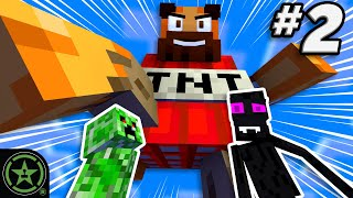 How to be a Hero? - Minecraft Explosion Mod - Part 2