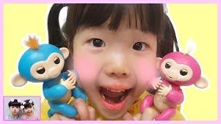 인기 동요 놀이 영어 배우기! Five Little Monkeys Jumping on the Bed Nursery Rhymes أغنية الأطفال Lagu Anak anak