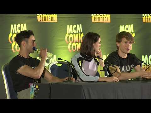 MCM London Comic May 2017: Class Panel