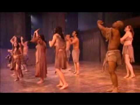 Adam Lambert  The Horns of Jericho