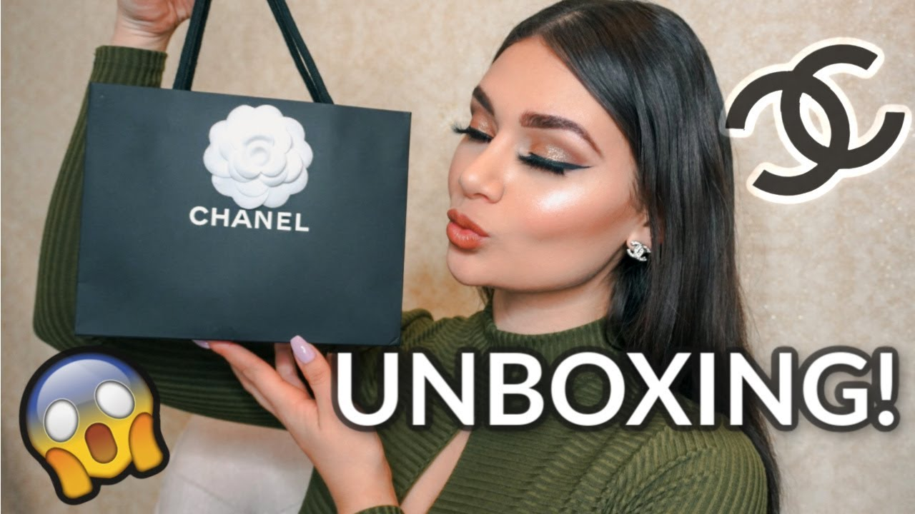 CHANEL UNBOXING!