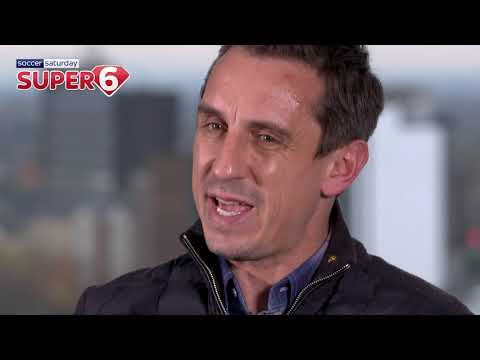 Gary Neville reveals the best Brazilian player he has ever faced