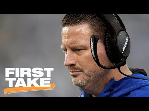 First Take agrees Ben McAdoo has lost the Giants' locker room | First Take | ESPN
