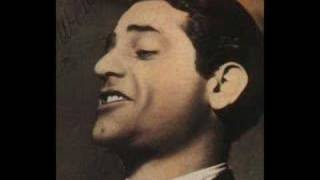 Swinging London: Al Bowlly - Love Locked Out, 1933