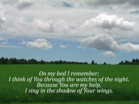 Psalm 63 (Gospel)